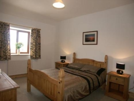 Double room at Cae Clyd Cottage