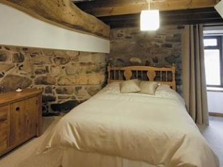 Graianog Bach Cottage double bedroom