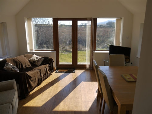 Graianog Farmhouse Annexe living room